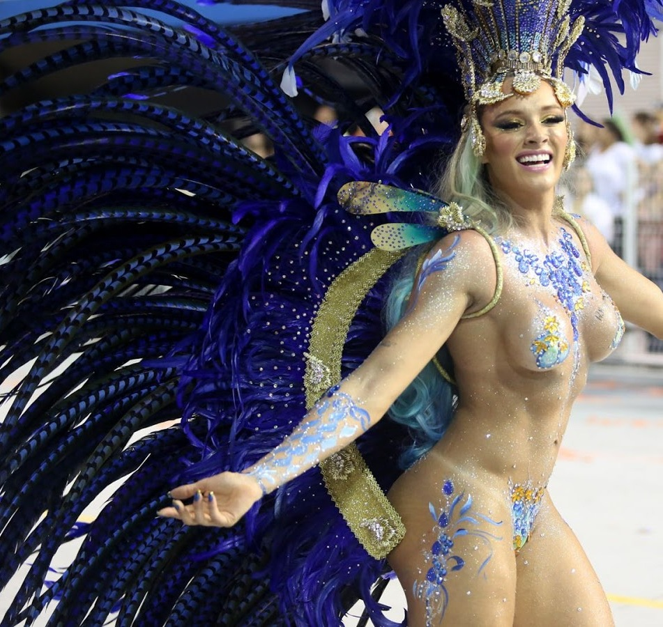 girls of rio carnival